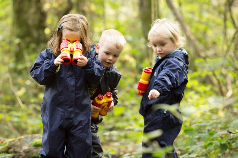 Forest School at The Mead, Tunbridge Wells